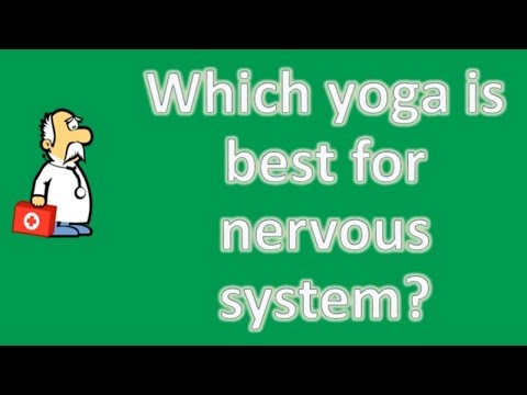 Which yoga is best for nervous system ? |Most Asked Questions on Health