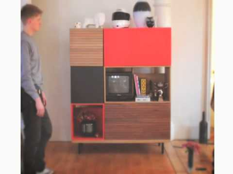 Build your perfect cube storage unit: Habitat Bocksey modular storage system