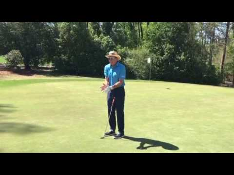David Leadbetter's Top Putting Tips for Amateurs from Augusta Country Club