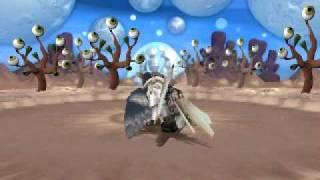 Spore Creatures : Assaulter Grox