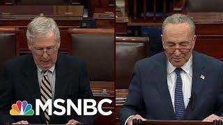 Coronavirus Stimulus Bill Fails In Senate, Sen. Paul Tests Positive | Morning Joe | MSNBC