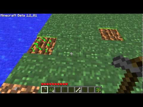 How To Grow Wheat Quickly In Minecraft -Updated-