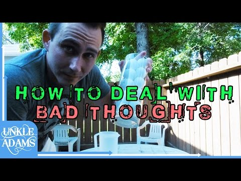Depression Help - How to Deal With Bad Thoughts