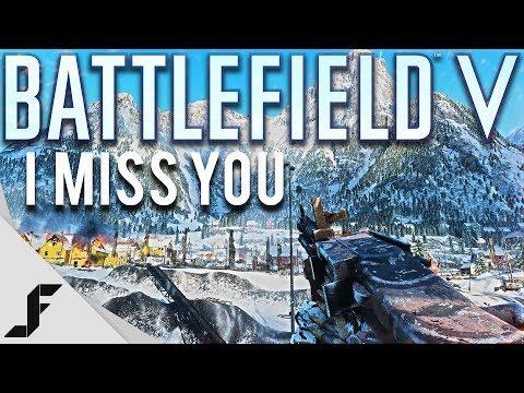 I'm back and sound a bit weird! - Battlefield 5 Gameplay