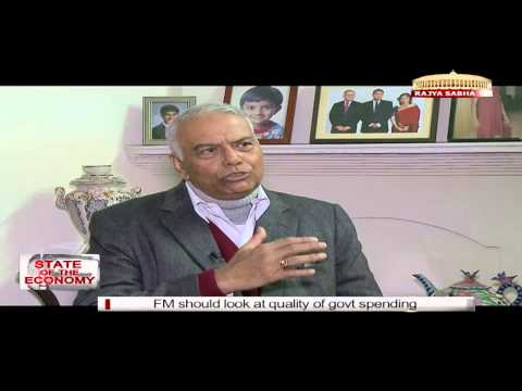 State of the Economy (Budget Special) with Yashwant Sinha
