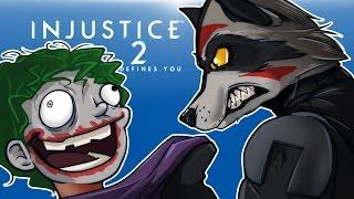 INJUSTICE 2 - BATCOON VS DATHI DE JOKER!