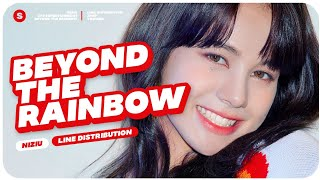 NiziU - Beyond The Rainbow // Line Distribution