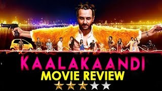 Kaalakaandi Movie Review|Saif Ali Khan