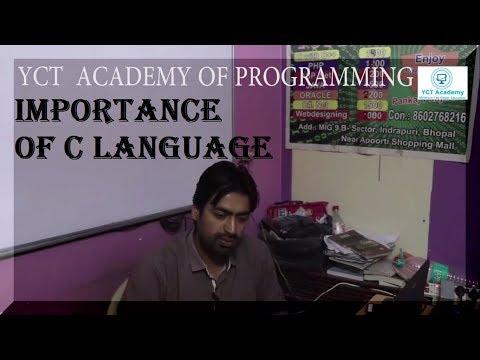Importance of C Programming | Pankaj Panjwani With Actor Ram Ratan Mishra