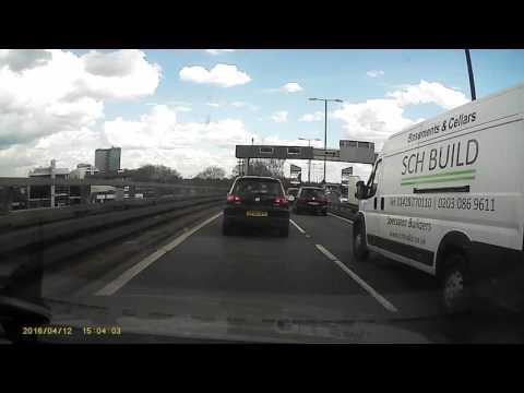 M4 (UK) Heathrow - London
