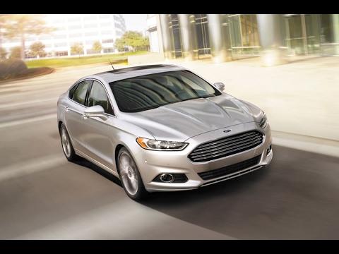 2014-17 Ford Fusion Spark Plug Change (short version)