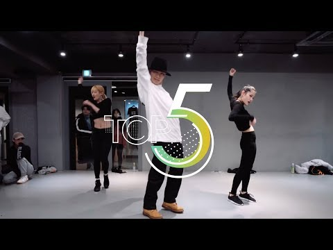 Justin Timberlake - Filthy | Robert Hoffman's Picks | Best Dance Videos