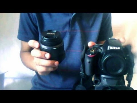 How to Check Camera Sensor for Dust and scratches-Tutorial