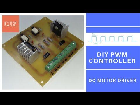 DIY PWM Controller || DIY PWM Driver