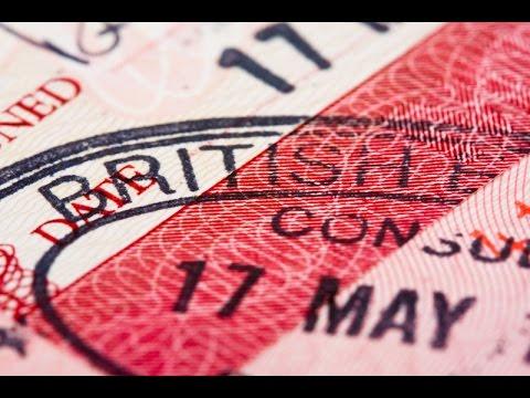 Completing UK Visa application form, all visa categories.