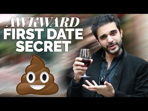 1 Trick to Stop Awkward First Dates | Harvey Hooke | Get Him Hooked
