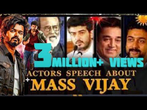 JUNE 2018 44th VIJAY BIRTHDAY 2018 | All Actors Speech about VIJAY | 2017 | by Karthick Suriyan