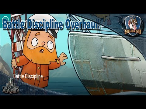 Battle Discipline: World of Warships police are coming!