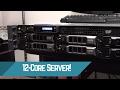 Powerful Dell PowerEdge R710 12-Core Server (48G RAM, SAS, ESXi)