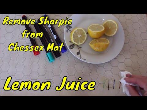 Does Lemon Juice Remove Permanent Pen, Chessex Vinyl Mat?