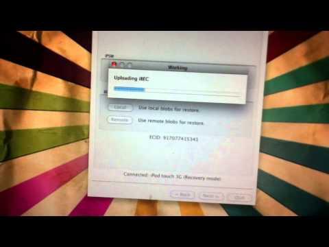 Tutorial: how to downgrade your iOSversion (redsnow) (iPad, iPhone, iPod)