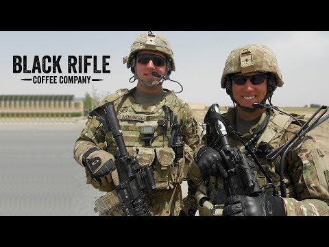 Black Rifle Coffee Company - Its Who We Are: Matt Melancon
