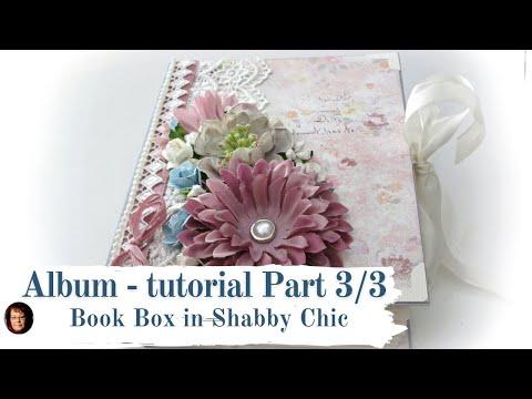 Book Box 3/3 - Tutorial - #ColorofTheYearArt