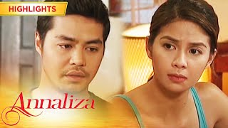 Guido asks Stella's involvement in Annaliza's abduction | Annaliza