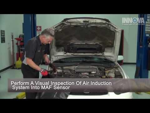 How to diagnose a Misfire with Drivability Issue - Mass Air Flow Sensor - 2005 Subaru Impreza WRX