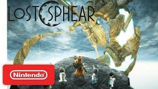 LOST SPHEAR Demo Trailer - Nintendo Switch