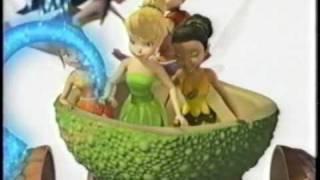 Disney Fairies: TinkerBell & Friends (NEW!!!) - Disney Channel Logo