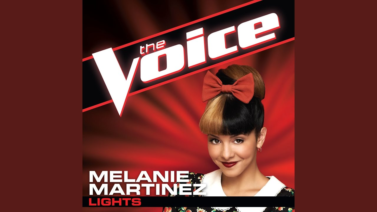 Lights (The Voice Performance) - Melanie Martinez