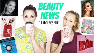 BEAUTY NEWS - 1 February 2019   New Releases & Updates