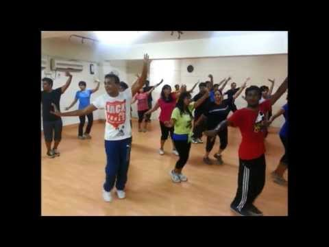 Senorita - zumba bollywood