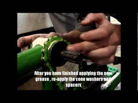BMX: How to re-grease your bottom bracket (Mid BB)