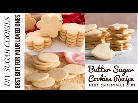 Easy & Delicious Sugar Cookies