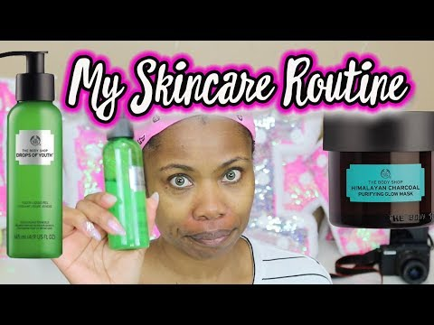 MY SKINCARE ROUTINE     FOR CLEAR HEALTHY YOUTHFUL SKIN