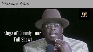 """Kings of Comedy Tour """"Full Show""""  EXCLUSIVE- Atlantic City"""