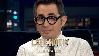 "LATE MOTIV -  Berto Romero. ""Malos tiempos para el pepperoni"" | #LateMotiv503"