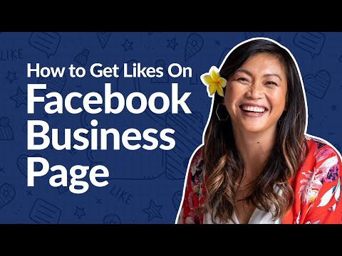 How to Get Likes On Facebook Business Page