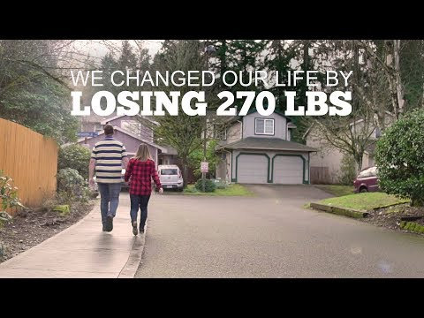 Life Changing 270 Pound Weight Loss