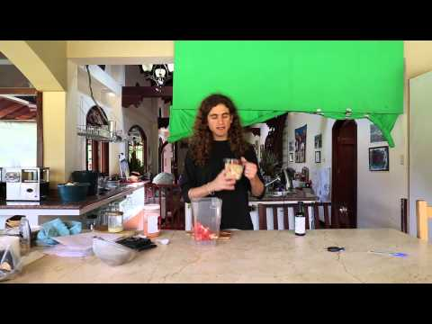 Raw Food Recipe - Not Steamed Vegetables