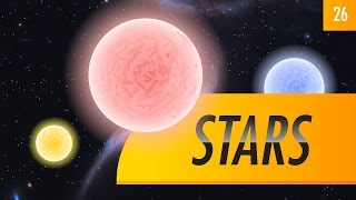Stars: Crash Course Astronomy #26