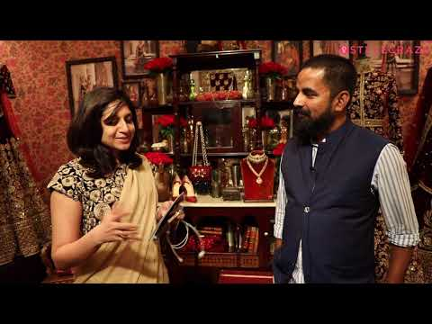 A Stylecraze Exclusive Interview With SABYASACHI - Vogue Wedding Show 2017
