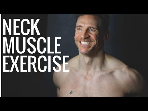 Build Stronger Neck Muscles, How to Get Bigger Neck, Best Neck Exercise