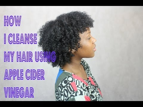 59. How I cleanse My Hair with Apple Cider Vinegar