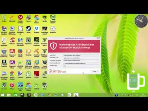 Setting Internet Explorer as default browser = Exploit!