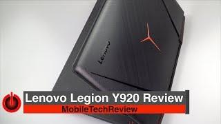 Lenovo Legion Y920 Review