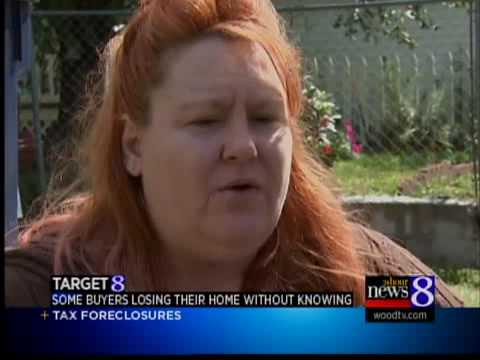 Target8: Homes and tax foreclosure