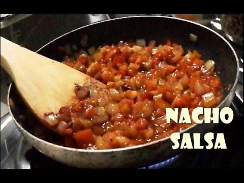 Nacho Salsa (Dip)